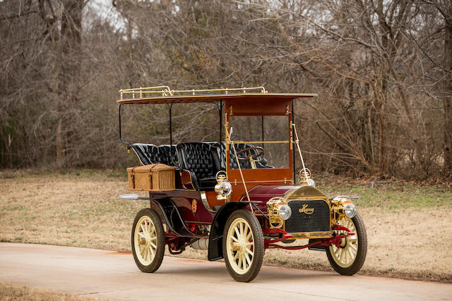<b>c.1904 Haynes-Apperson Model F 18HP Twin-Cylinder Rear-Entrance Tonneau</b><br />Engine no. 613