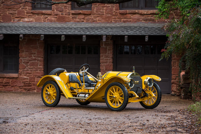 "<b>1913 Mercer Type 35J ""Raceabout""</b><br />Engine no. 1462"