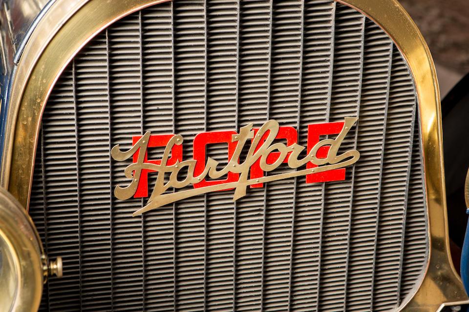 <b>1910 Pope-Hartford Model T 40HP Limousine</b><br />Engine no. 6201