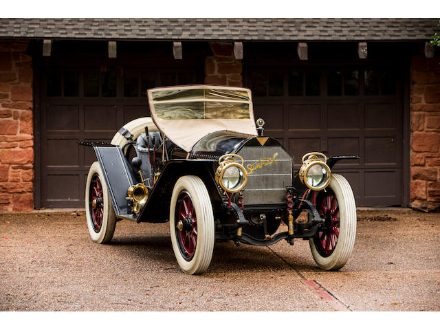"<b>1914 Simplex 50HP ""Speedcar""</b><br />Engine no. A2-50-59"