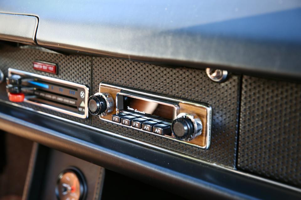 <b>1974 Porsche 914 2.0</b><br />Chassis no. 4742907096
