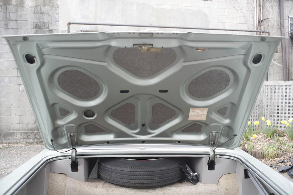 <b>1962 Buick Electra 255 Series 4800</b><br />Chassis no. 816015246