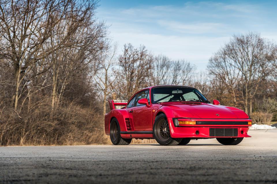 "<b>1984 RUF Modified Porsche 911 ""RUF RSR""</b><br />VIN. WP0AB0919ES121843"