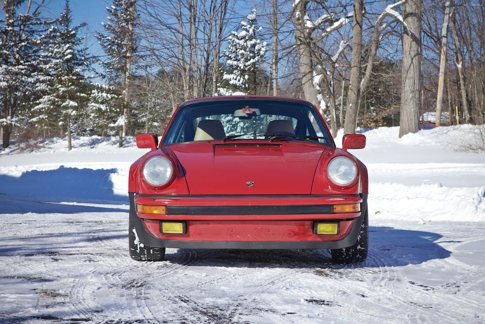 <b>1988 Porsche 930 Turbo Coupe</b><br />VIN. WP0JB0937JS050346<br />Engine no. 68J00437