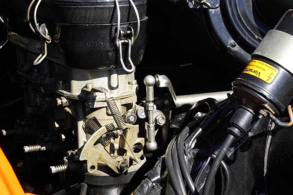 <b>1971 Porsche 911T Targa</b><br />Chassis no. 9111110088<br />Engine no. 6110094