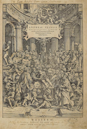 News: First Edition of the Book that Transformed Medicine  leads Sale of Medical and Scientific Library of W. Bruce Fye