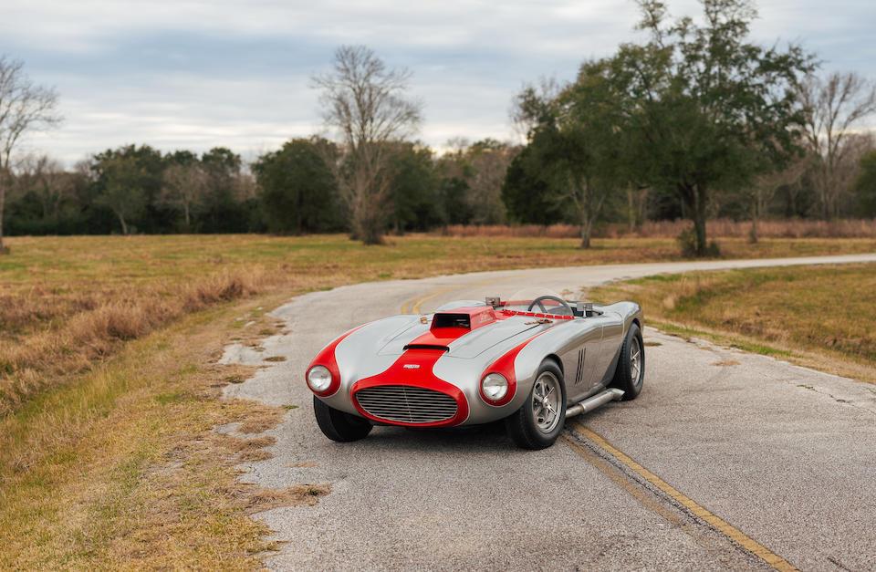 <b>1954 Kurtis 500KK SR-100</b><br />Chassis no. MKK55