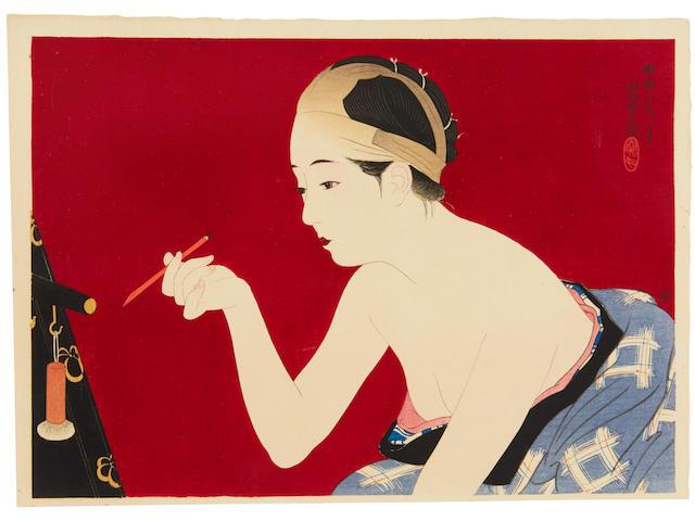 Ito Shinsui (1898-1972)  Showa era (1926-1989), 1928