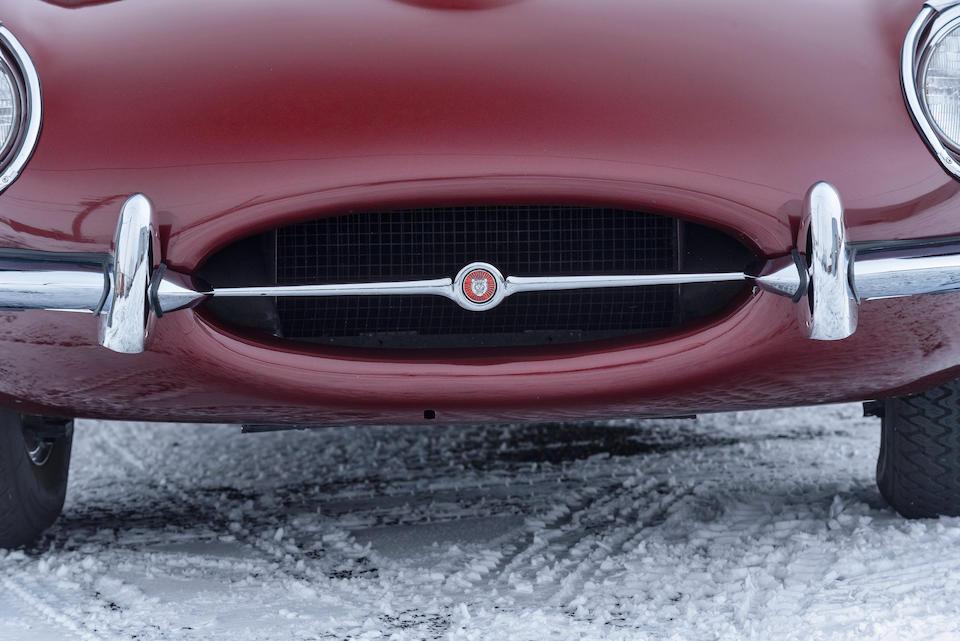 <b>1967 Jaguar E-Type Series 1 ½ 2+2 Coupe</b><br />Chassis no. 1E77750<br />Engine no. 7E53844-9