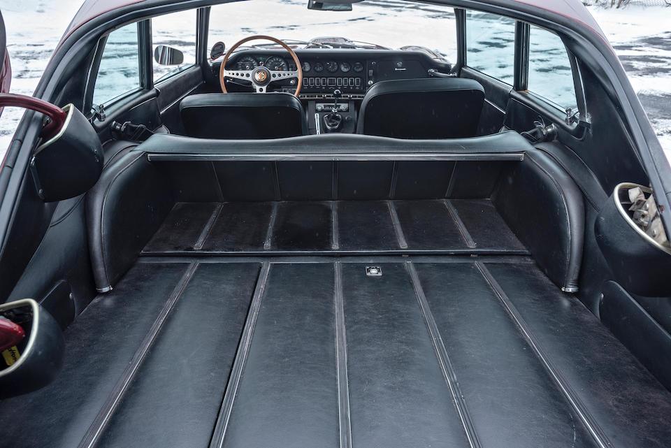 <b>1967 Jaguar E-Type Series 1 &#189; 2+2 Coupe</b><br />Chassis no. 1E77750<br />Engine no. 7E53844-9