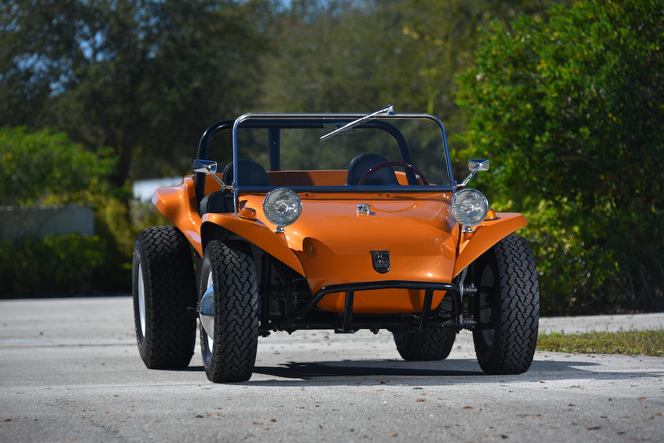 <b>1966 Meyers Manx Dune Buggy</b><br />Chassis no. 118744375
