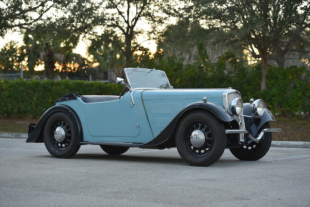 <b>1939 BSA Scout Two-Seater Sports</b><br />Engine no. A4363