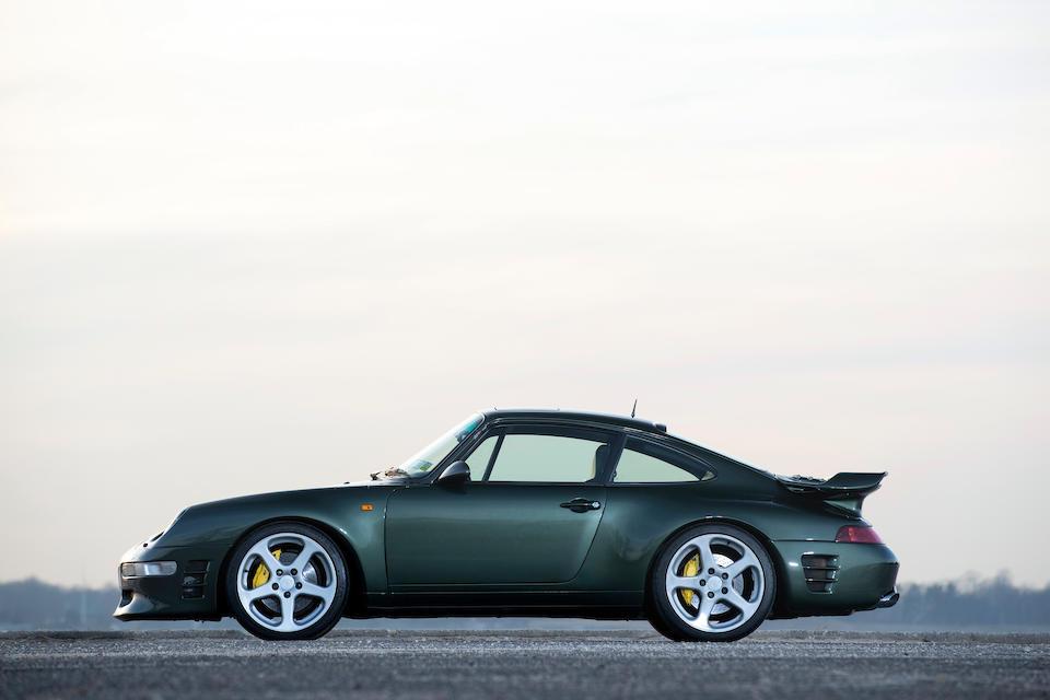 <b>1998 RUF Porsche 993 Turbo R</b><br />VIN. W09BD0360WPR06019