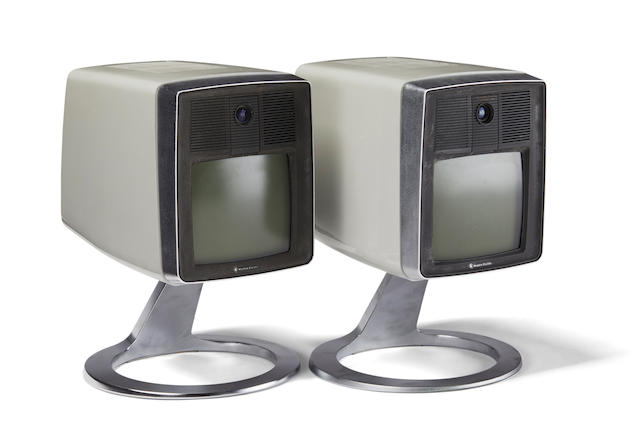 WESTERN ELECTRIC COMPANY PICTUREPHONES, MOD II. AT&T/Bell Labs, [1970-1973].
