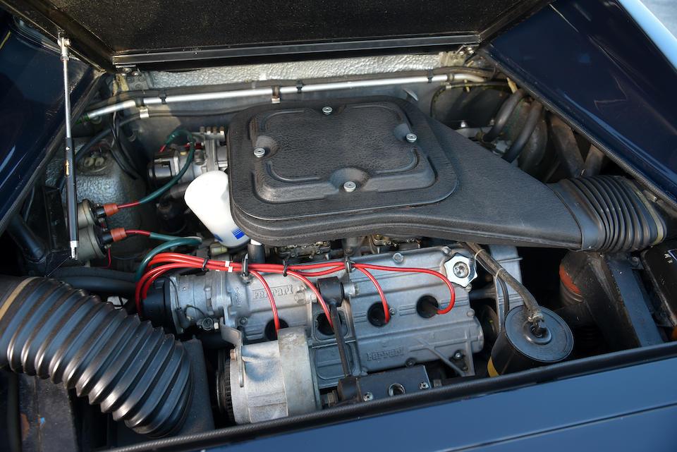 <b>1975 Ferrari Dino 308 GT4</b><br />Chassis no. 10196
