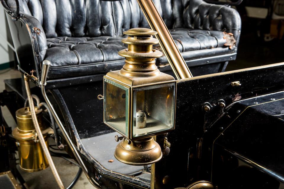 <b>1907 Ford Model R Runabout</b><br />Engine no. 1758