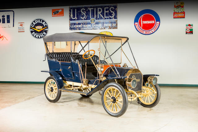 <b>1910 Paterson Model 30 Touring</b><br />Chassis no. 26094