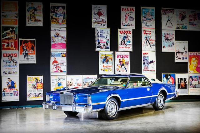 <b>1976 Lincoln Mark IV</b><br />Chassis no. 3CY89A8513853