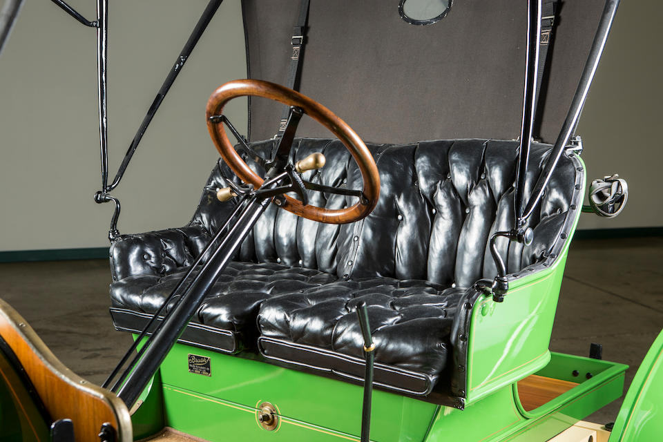 <b>1911 Brush Model E Runabout</b><br />Chassis no. 16484