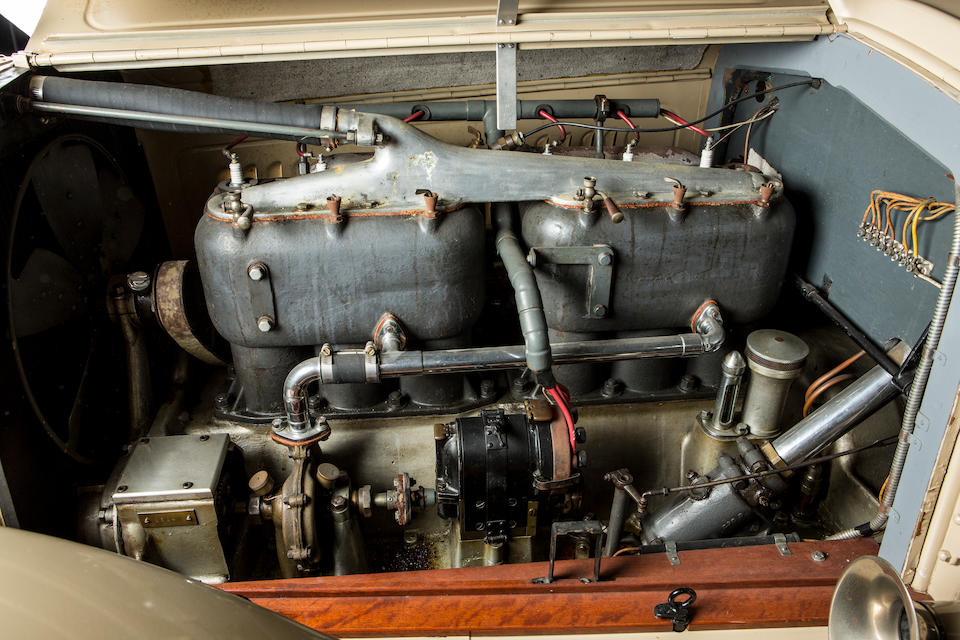 <B>1915 Lozier Model 82 Speedster</b><br />Chassis no. 8328 <br />Engine no. 8324