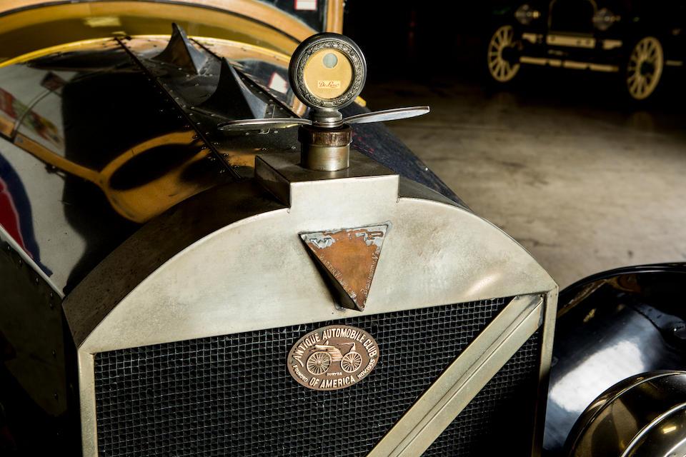 <b>1921 Martin Wasp Model B Rickshaw Victoria</b><br />Chassis no. 1368