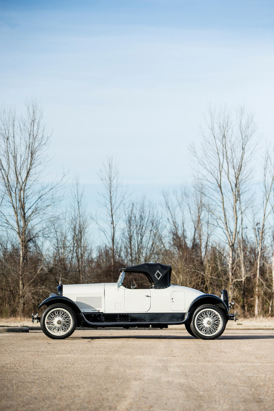 <b>1923 Marmon Model 34 2 Passenger Speedster</b><br />Chassis no. 2230096