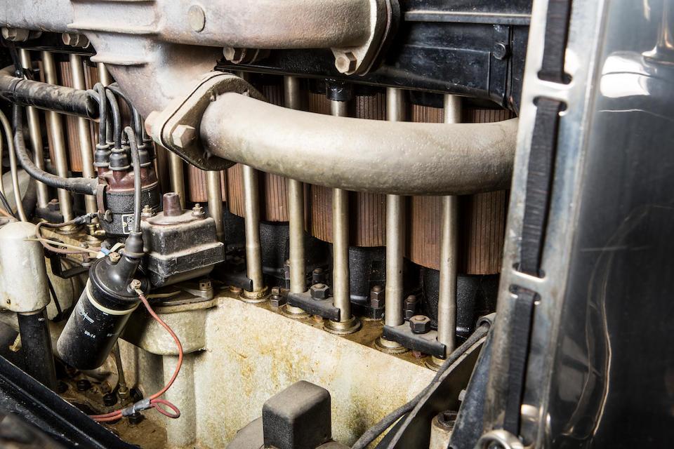 <b>1928 Franklin Airman Sport Tourer</b><br />Chassis no. 180777L1<br />Engine no. E128552