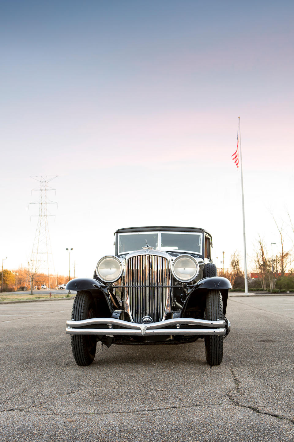 <b>1934 Duesenberg Model J Prince of Wales Berline</b><br />  Chassis no. 2575<br />Engine no. J-547