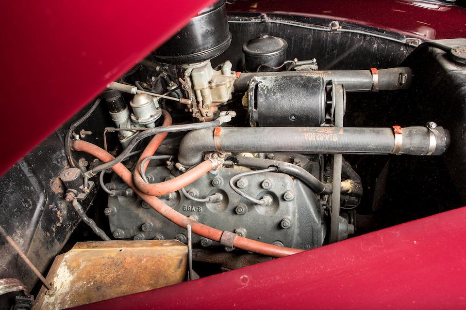 Bonhams : 1941 Ford Model 86 Woody WagonChassis no  186403707