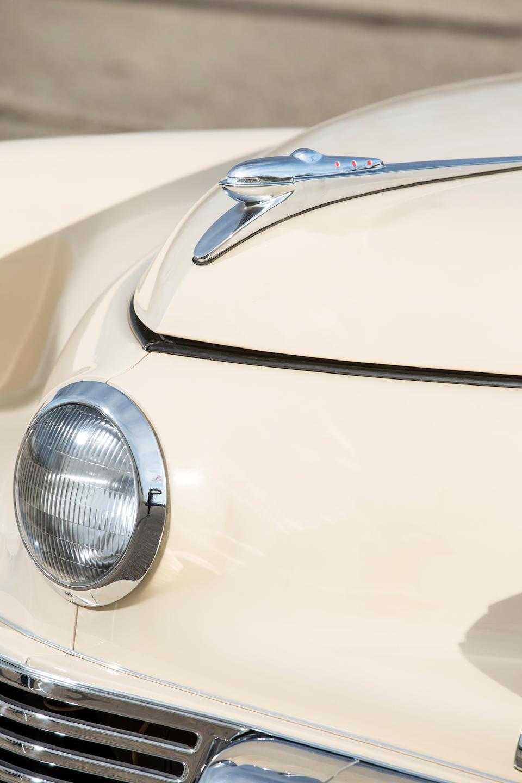 <b>1948 Tucker 48</b><br />Chassis no. 1028<br />Engine no. 335-35