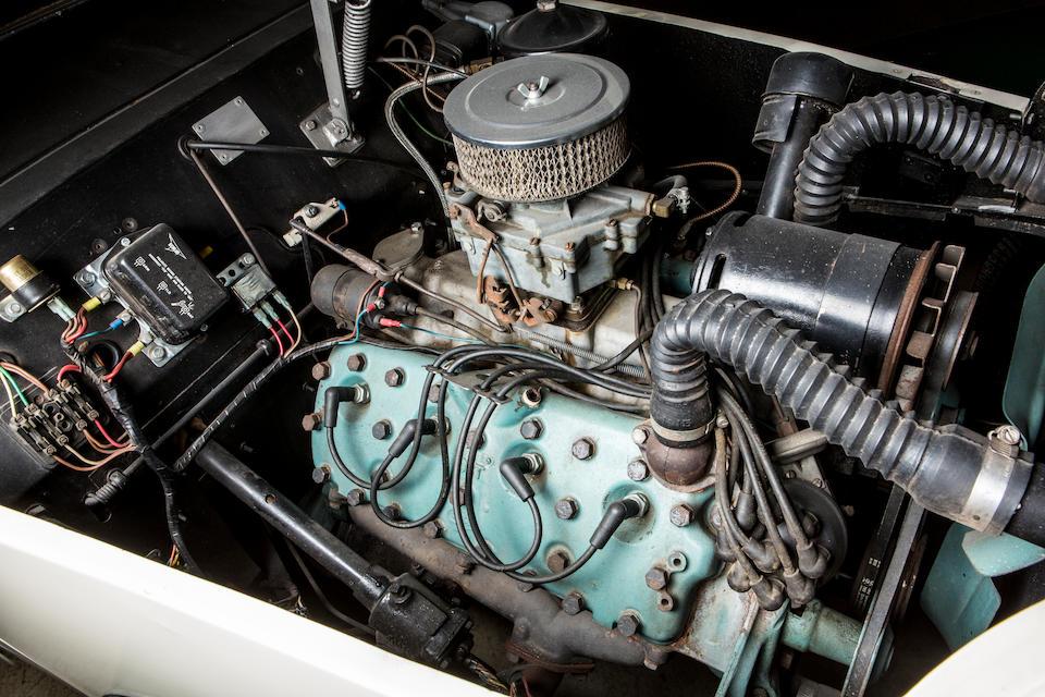 <b>1949 Allard M-Series Drophead Coupe</b><br />Chassis no. 851