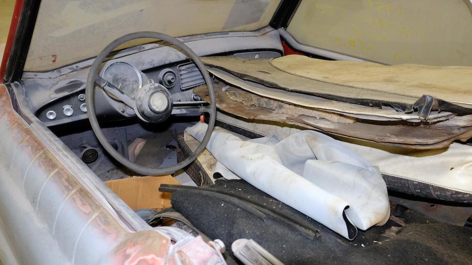 <b>1958 Nash Metropolitan Convertible</b><br />Chassis no. E50992