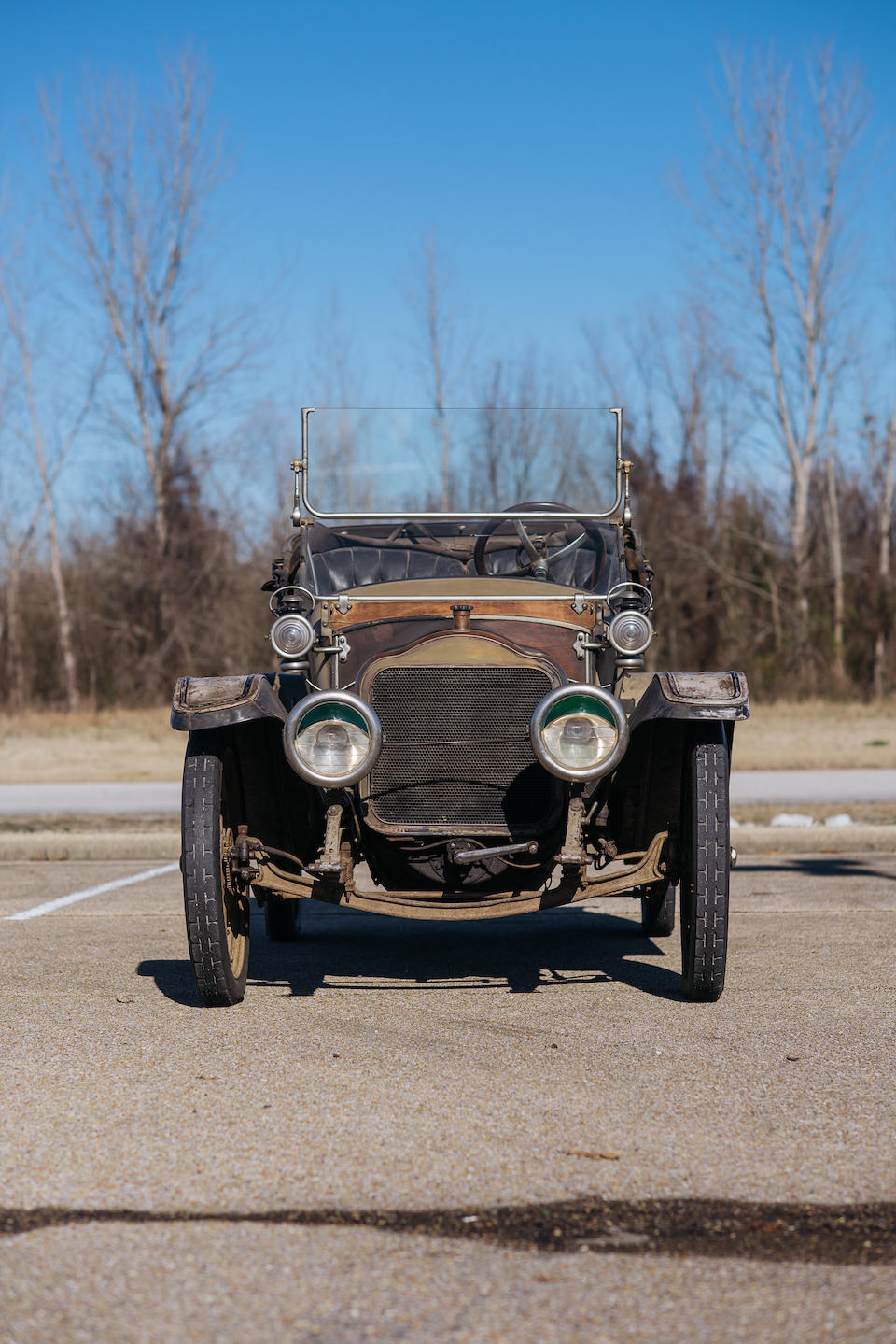 <b>1912 White Model 30 G.A.D. Roadster</b><br />Chassis no. 17143