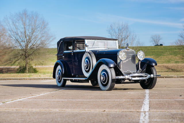 <b>1930 Hispano-Suiza H6B Coupe Chauffeur</b><br />Chassis no. 12202<br />Engine no. 302163&#8243;/></figure>    <p>Mid century highlights include:</p>    <ul><li>1950    Talbot Lago T26 Record Veth &amp; Zoon Cabriolet    &#8211; Est.   $180 &#8211; 240k, restored over many years and $200k in expenses in the &#8217;80s, still in very good condition and an ideal car for local shows and lesser concours. Possibly a little expensive but find another.</li></ul>    <figure class=