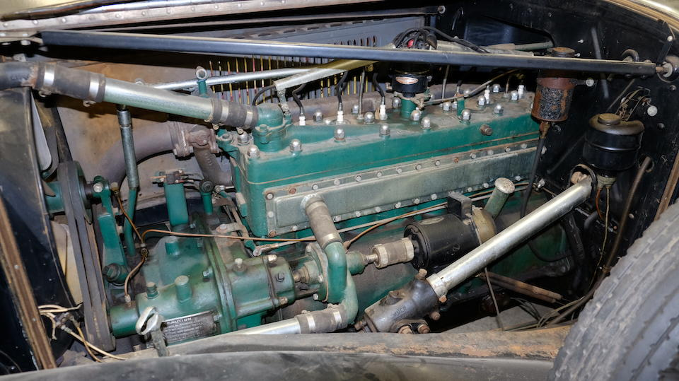 <b>1930 Cord L-29 Cabriolet</b><br />Chassis no. FD3577A