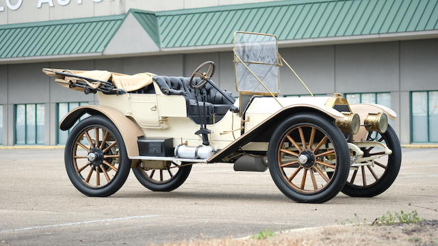 <b>c.1910 Glide Model 45 Scout</b><br />Chassis no. 1040