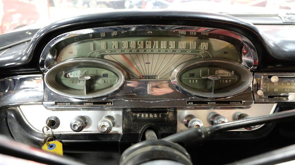 <b>1959 Edsel Corsair Convertible</b><br />Chassis no. W9UR727160