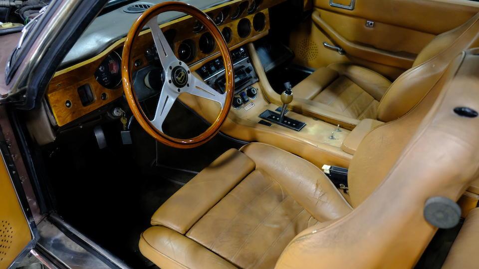 <b>1974 Jensen Interceptor III Convertible</b><br />Chassis no. 2310-9883