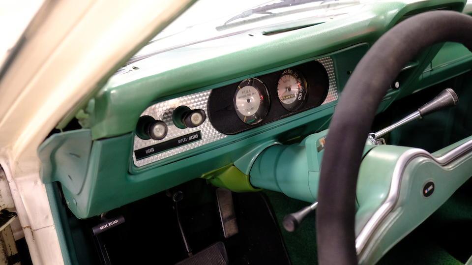 <b>1976 AMC Gremlin</b><br />Chassis no. A6A465E337743