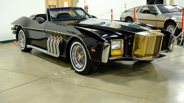 <b>1982 George Barris &quot;Barrister&quot;</b><br />VIN. 1G1AY876X85106167&#8243;/></figure>    <ul><li></li></ul>    <p><strong>Key &#8211; Lot # &#8211; Year &#8211; Make &#8211; Model &#8211; Chassis/ VIN &#8211; Est US$/ EURO &#8211; Low/High &#8211; N.R = No Reserve </strong></p>    <p>401    1914    Trumbull    Model 15-B Cyclecar 733             $10,000.00 $15,000.00 N/R €8,900  €13,350     Beginning as the American Cyclecar Co., the Trumbull as it became to be known once acquired by Isaac B. Trumbull, was the first fully equipped Light Car for America. Early examples came equipped with friction disc transmissions and final drive by chain while later cars, like our example here in Tupelo, came with 3-speed manuals and shaft drive. Had more cyclecars been this well made and well equipped, the company may have been less encouraged to export models abroad. It is believed that 20 Trumbull vehicles were on board the Lusitania the afternoon of May the 7th when the ship met a member of the German navy. Unfortunately, Mr. Trumbull, his 20 examples vehicles, and his company went down with the ship. The seldom seen Connecticut-built cyclecar lasted in production less than 2 years with a yield of no more than 2000, surely here is an opportunity to acquire a unique car of amazing provenance.                                                                                                                                                                                                                                                                                                                                                                                                                                                                                                                                                                                                                                                                                                                    