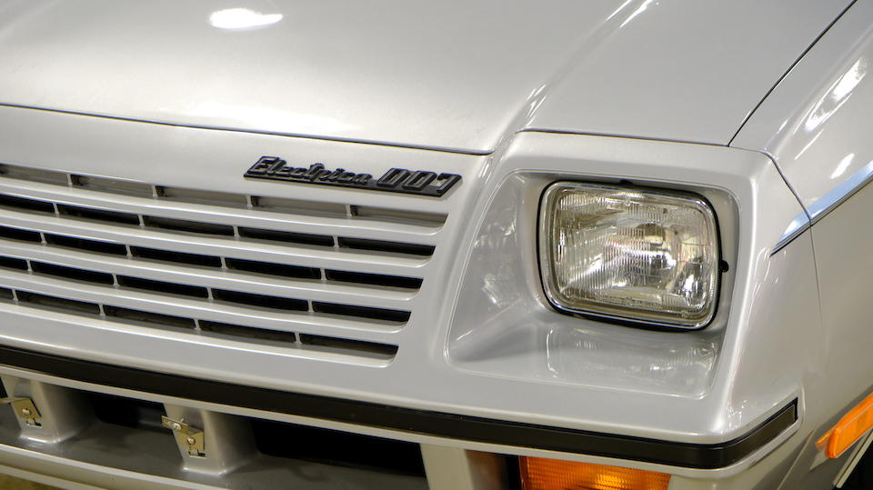 <b>1982 Jet Electrica 007</b><br />Chassis no. ML24AAD369417