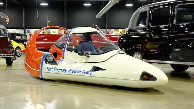 <b>1985 Tritan A2 Aero Car</b><br />VIN. 00040B65S002198