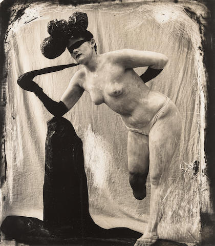 Joel-Peter Witkin (born 1939); La Serpentine, Marseilles;