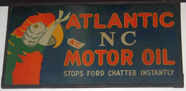 ATLANTIC N C MOTOR OIL,