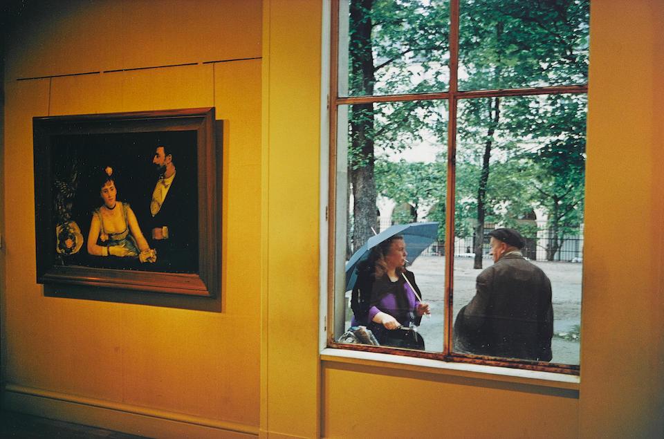 "Joel Meyerowitz (born 1938); ""The French Portfolio"";"