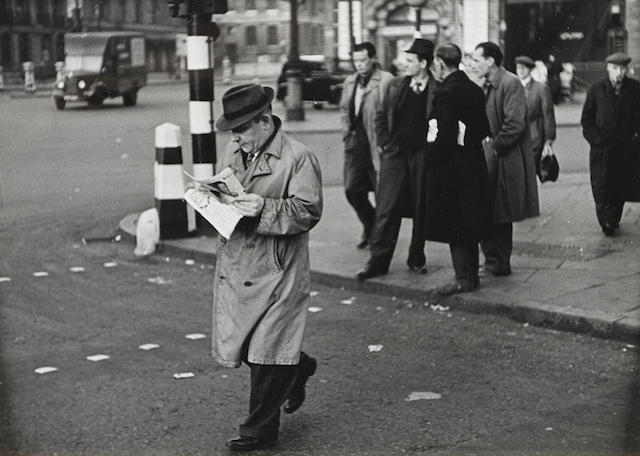 Henri Cartier-Bresson (1908-2004); London, Festival City; and Berlin, Europe's Strangest City; (2)