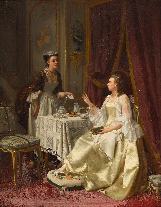19th Century European Paintings
