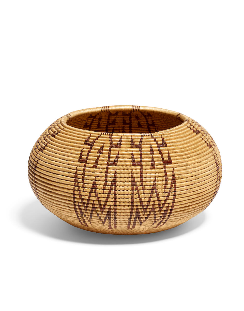 An early and important Washoe basket