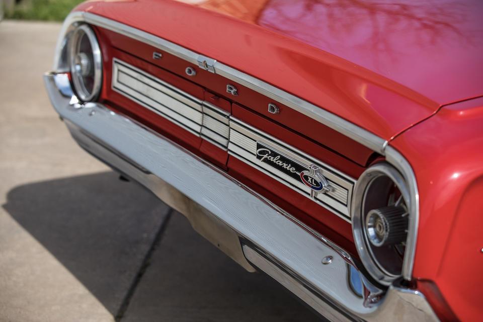 Bonhams : 1964 Ford Galaxie 500 XL R-Code 2-Door