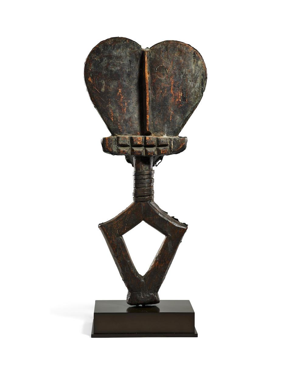 Magnificent Kota-Ndassa Reliquary Figure, Gabon